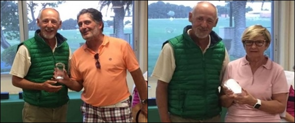 Ganadores Zaragoza golf ECI