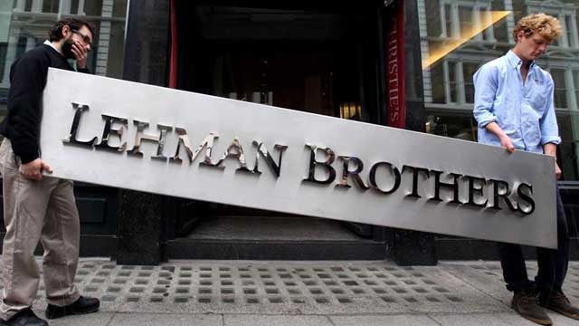 Crisis Lehman-Brothers