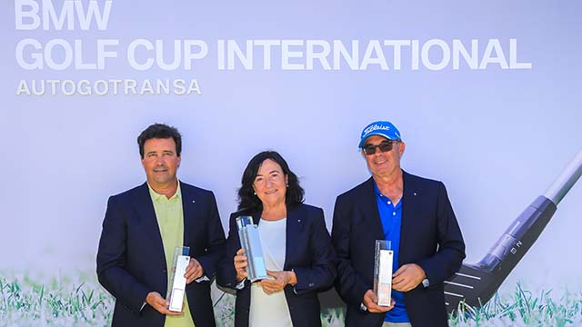 BMW Golf Cup International acelera en Huelva