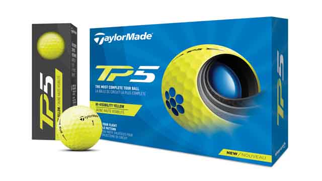 TaylorMade Yellow