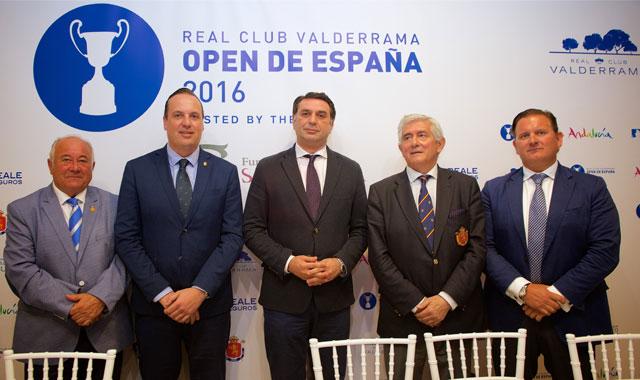 El Real Club Valderrama, preparado para albergar el Open de España