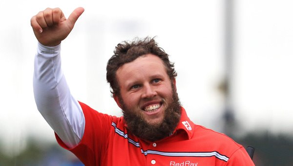 Andrew Johnston Open España 2018
