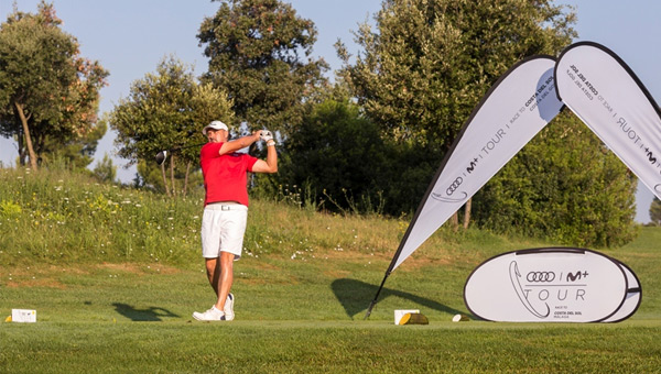 Audi Movistar Tour en el Prat