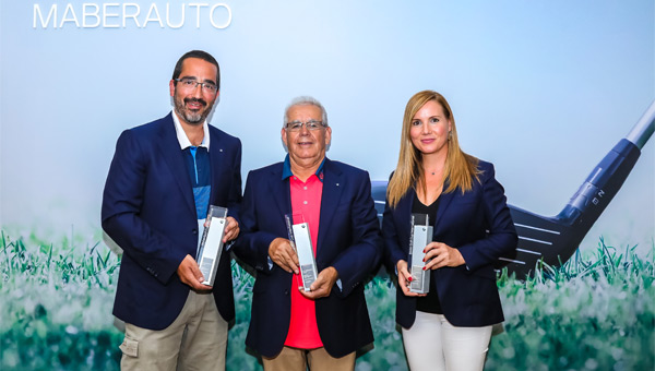 BMW Maberauto última prueba BMW golf Cup International 2019
