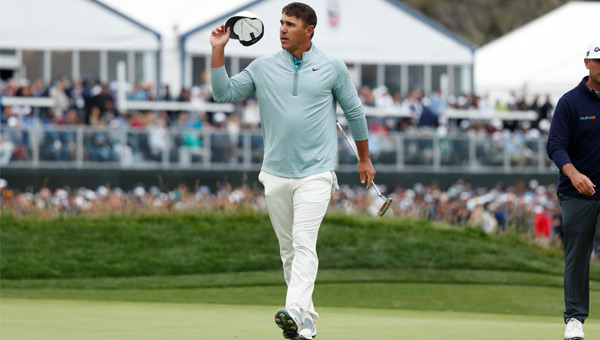 Brooks Koepka US Open 2019 segundo puesto
