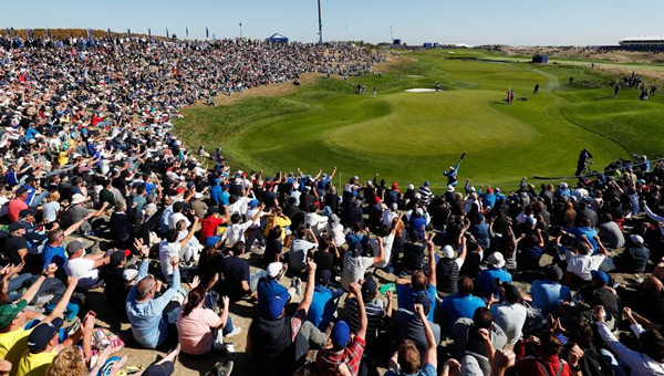 Cambios Ryder Cup