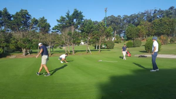 Campeonato Final del Ranking Nacional de Pitch & PuttCampeonato Final del Ranking Nacional de Pitch & Putt