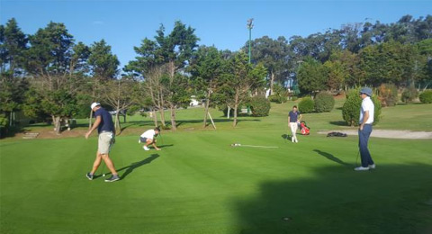 Toca disputarse el Campeonato Final del Ranking Nacional de Pitch & Putt