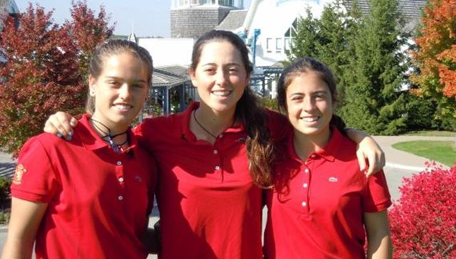 Primera jornada del World Junior Girls Championship