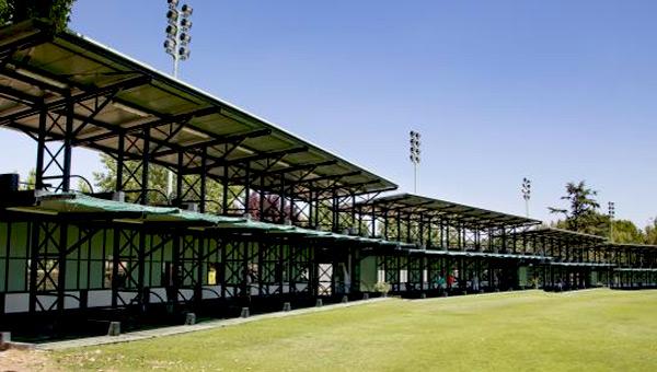 Club de Campo Villa de Madrid recorrido