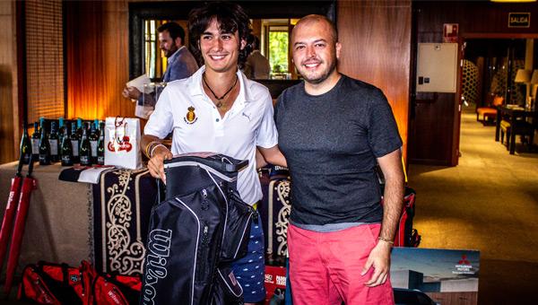 Ganador RACE Copa Javier Arana 2019