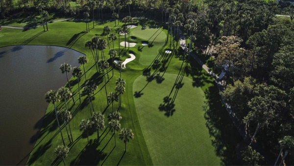 TPC Sawgrass recorrido THE PLAYERS
