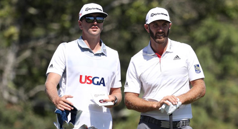Dustin Johnson consigue domar a la bestia