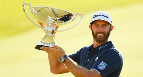Dustin Johnson: el bombardero indomable