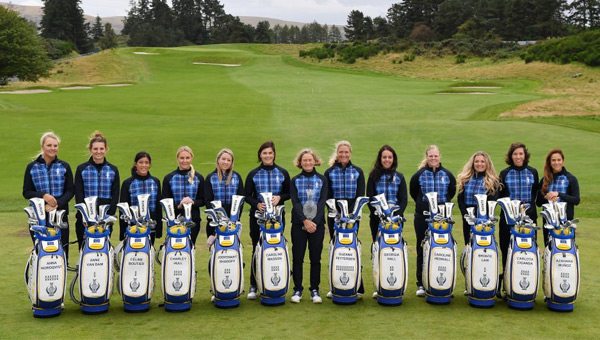 Equipo Europa Solheim Cup 2019