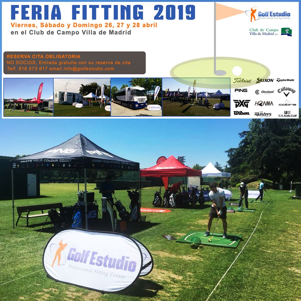 Feria de fitting Club de Campo villa de madrid