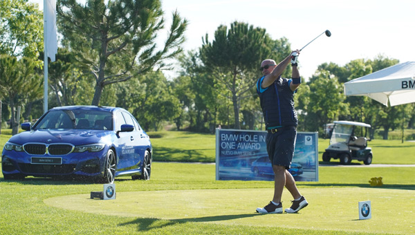 Ganadores torneo golf BMW Madrid 2019