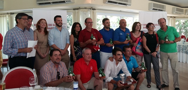 XIV Open Linares, golf de muchos kilates