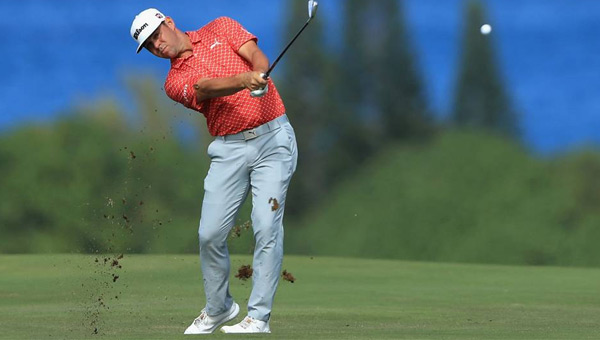 Gary Woodland Sentry TOC día 2 2019