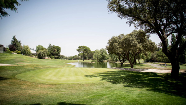 Golf en campos de Madrid