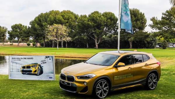 COncurso Hole in One BMW TErramar