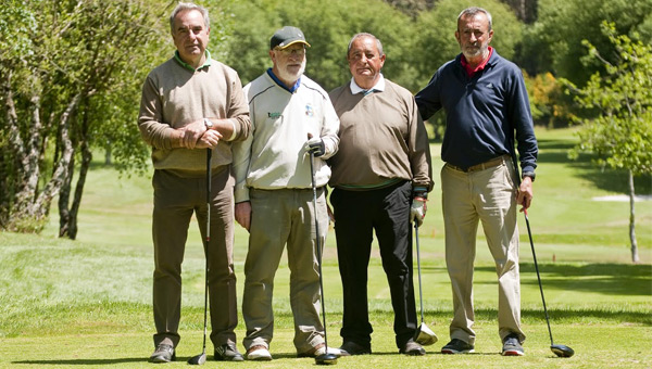 Golf senior España