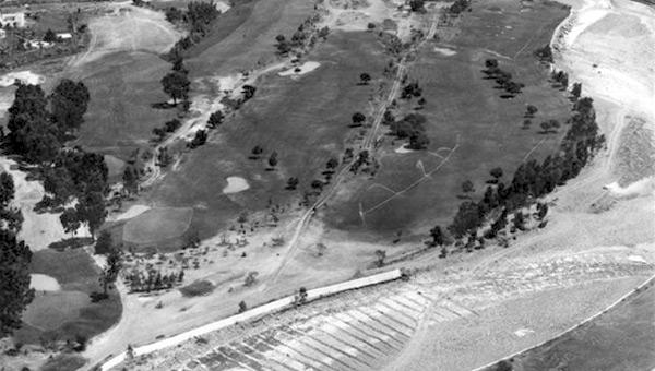 Primer campo RCG Guadalmina