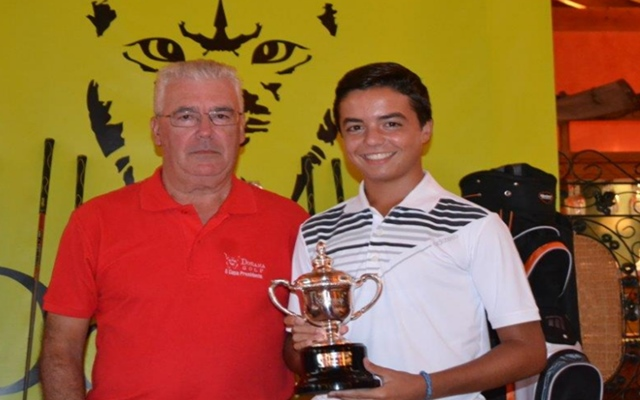 La II Copa Presidente lleg� a Do�ana Golf