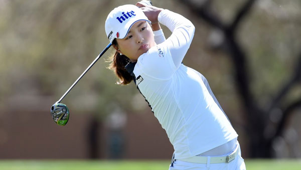 Jin Young Ko victoria Bank of Hope Founders Cup LPGA 2019