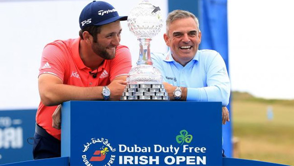 Jon Rahm victoria Irish Open 2019 European Tour