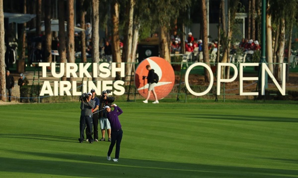 Justin Rose victoria Turkish Airlines Open