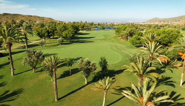 La Manga Golf Club final WAGC