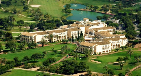 La Manga Golf se engalana para recibir la gala de los World Golf Awards 2017