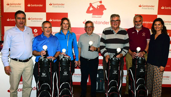 Laure Sibille Pro Am Golf Santander
