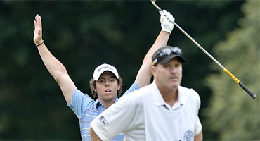Rory McIlroy tritura el Congressional Country Club