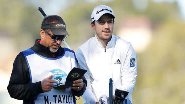 Nick Taylor victoria AT&TPebble Beach Pro Am 2020