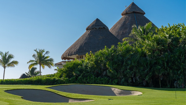 Golf Mayakoba  PGA Tour Mexico