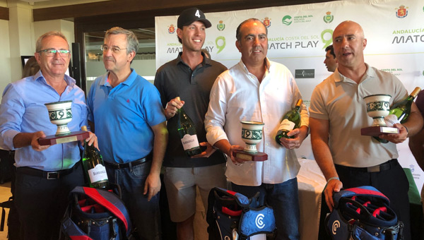 Previa ProAm Andalucía Costa del Sol match Play 9 Valle Romano 2019