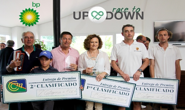 Recta final del Circuito Race to Up & Down