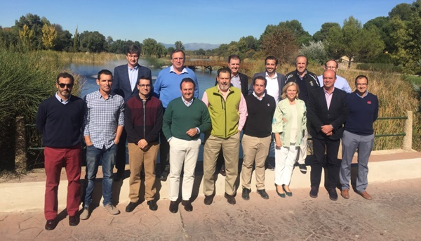 Asociación Golf madrid 2018