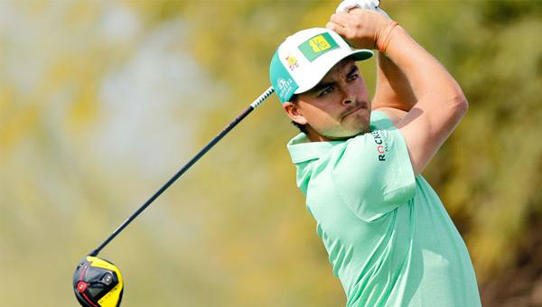 Fowler lidera el Phoenix Open
