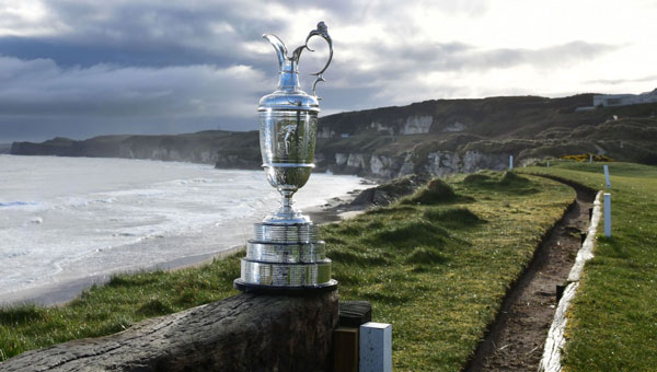 ROyal Portush THe Open 2019