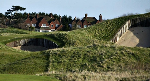 The Open 2020 se jugará en Royal St. George's
