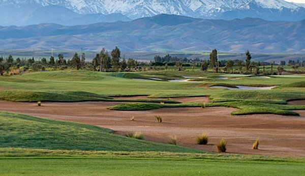 Samanah Country Club Marruecos