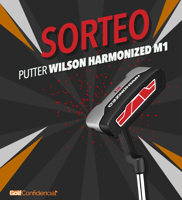 Sorteo Wilson Golf Putter