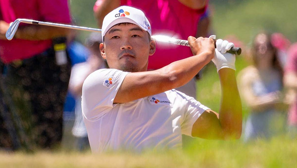Sung Kang triunfo AT&T Byron Nelson 2019