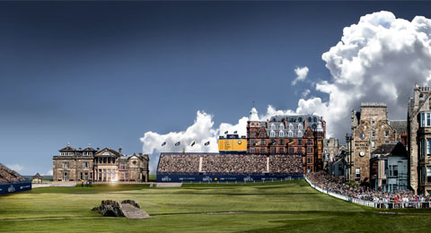 The Open Championship regresa a su hogar, St. Andrews, en 2021