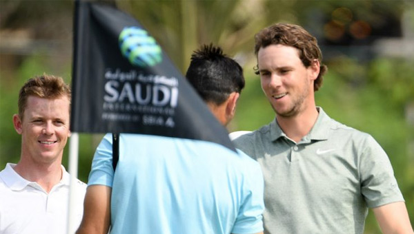 Thomas Pieters primera ronda Saudi International 2019