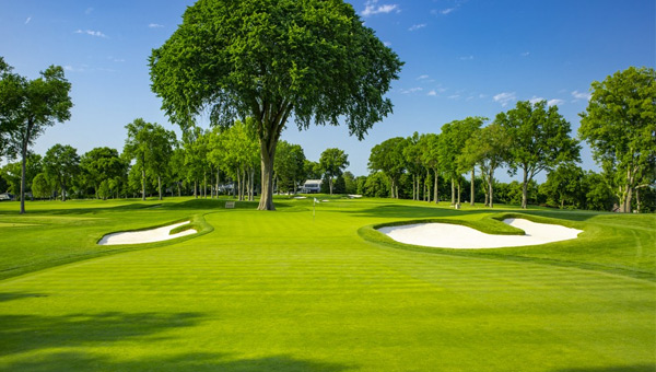 Recorrido Winged Foot US Open
