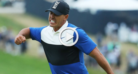 El gran final de Brooks Koepka en Bethpage
